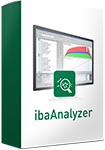 Analysis software - ibaAnalyzer