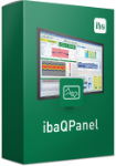 Live representation of quality data - ibaQPanel
